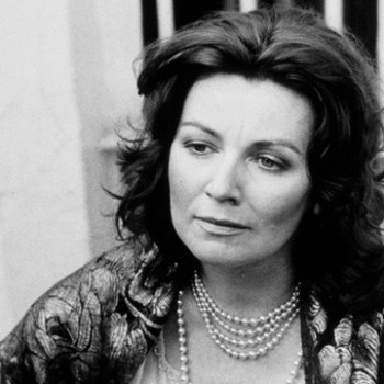 Edna O'Brien in 1972