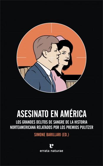 Portada Asesinato en América