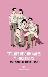 Portada Tatuajes de criminales y prostitutas