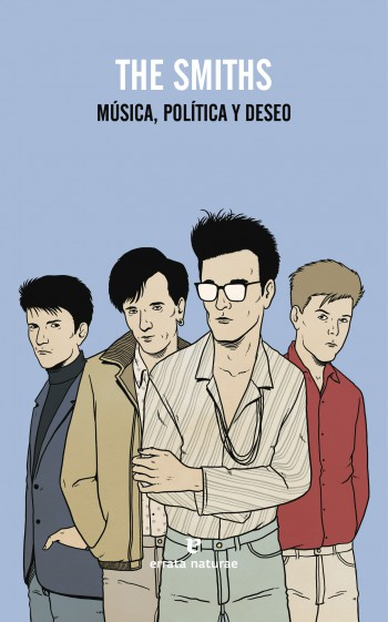 Portada The Smiths