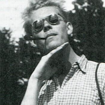 Uwe Johnson joven