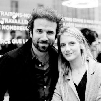 CYRIL DION y MÉLANIE LAURENT, impulsores del proyecto