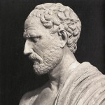 Head of Demosthenes