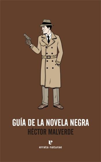 Portada Guía de la novela negra