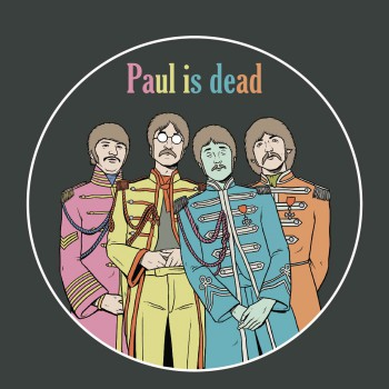 Diseño Paul is dead