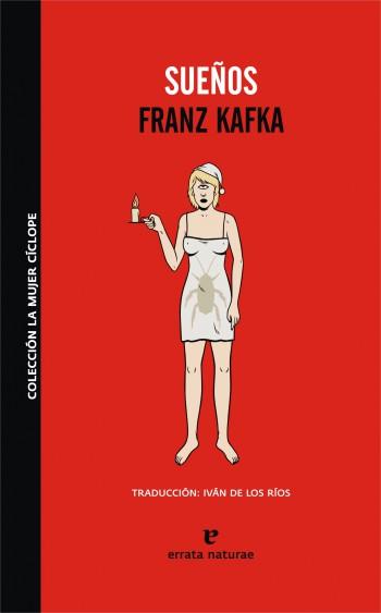 portada Sueños Kafka