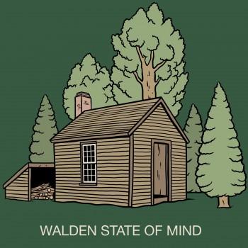 Diseño cabaña Walden
